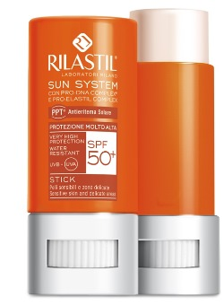 RILASTIL SUN SYSTEM PHOTO PROTECTION THERAPY SPF50+ STICK 8,5 ML - latuafarmaciaonline.it