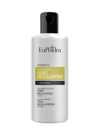 EUPH SHAMPOO SEBOREGOLATORE - Farmabros.it