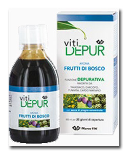 SOLUZIONE DEPURATIVA VITI DEPUR 300 ML - Turbofarma.it