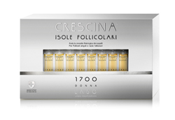 CRESCINA ISOLE FOLLICOLARI 1700 DONNA 20 FIALE 3,5 ML - Antica Farmacia Del Lago