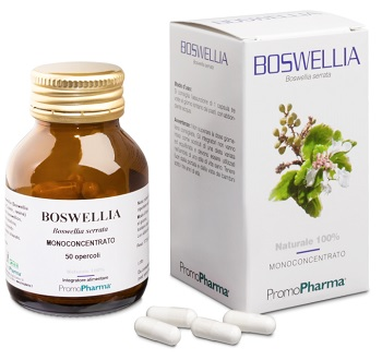 BOSWELLIA 50 CAPSULE - Farmaseller