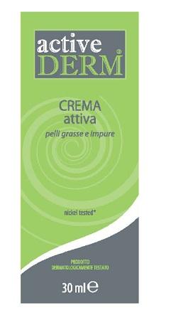ACTIVE DERM CREMA PELLI GRASSE IMPURE 30 ML - Farmaseller
