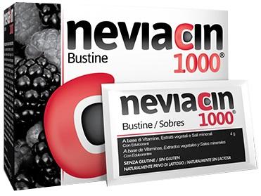 NEVIACIN 1000 BUSTINA 80 G - Farmalke.it