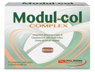 MODUL COL COMPLEX 30 COMPRESSE  - Zfarmacia