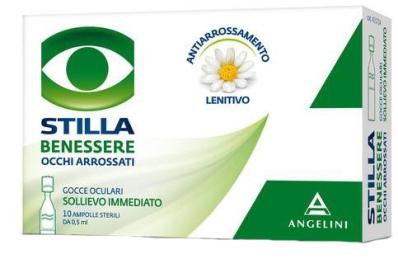 STILLA BENESSERE 10 AMPOLLE 0,5 ML - La farmacia digitale