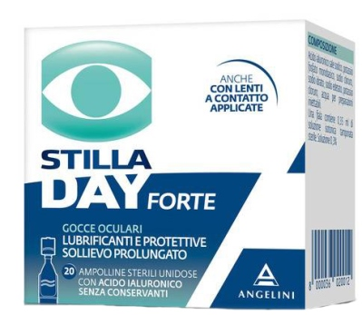 STILLADAY FORTE 0,3% 20 AMPOLLE 0,35 ML - La farmacia digitale