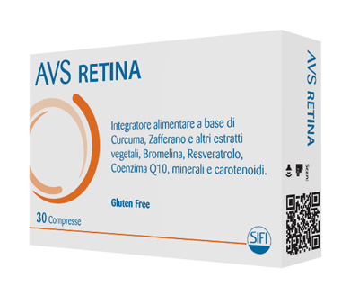 AVS RETINA 30 COMPRESSE - Farmaciasconti.it
