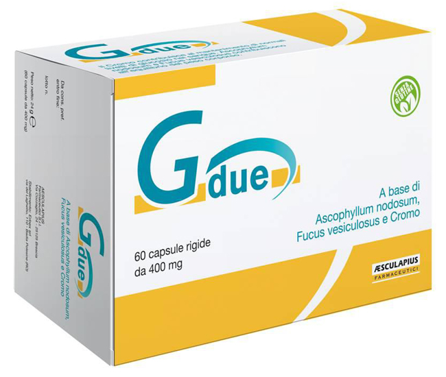GDUE 60 CAPSULE - farmaciadeglispeziali.it