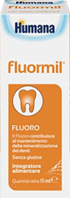 FLUORMIL HUMANA 15 ML - Farmaciacarpediem.it