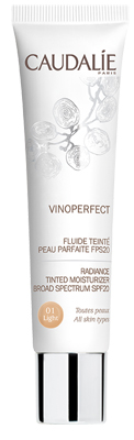 VINOPERFECT FLUIDO COLORATO SPF 20 01 LIGHT 40 ML - La farmacia digitale