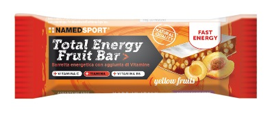 TOTAL ENERGY FRUIT BAR YELLOW FRUIT 1 PEZZO - Farmacia Giotti