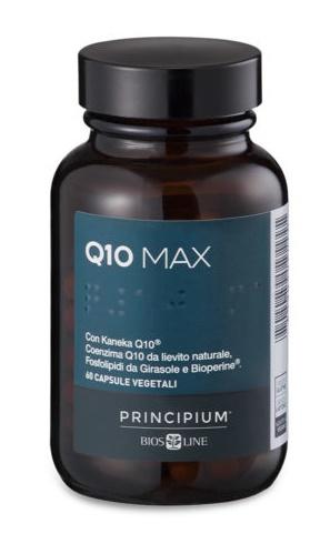 PRINCIPIUM Q10 MAX 200MG 60 CAPSULE VEGETALI - Farmacia Castel del Monte