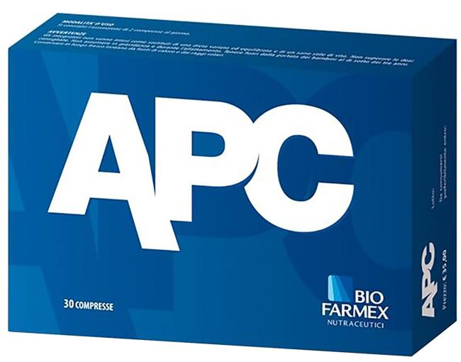 APC 30 COMPRESSE - Farmabros.it