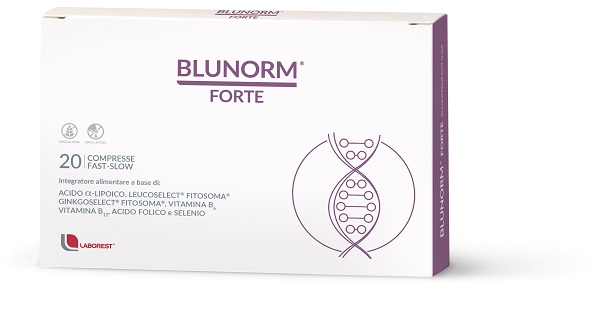 BLUNORM FORTE 20 COMPRESSE - Farmawing