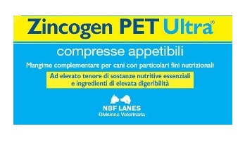 ZINCOGEN PET ULTRA BLISTER 30 COMPRESSE APPETIBILI - Carafarmacia.it