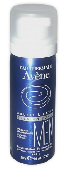 EAU THERMALE AVENE HOMME SCHIUMA DA BARBA UOMO VIAGGIO 50 ML TRAVEL SIZE - Farmastar.it