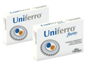 UNIFERRO FORTE 30 CAPSULE - Farmaunclick.it