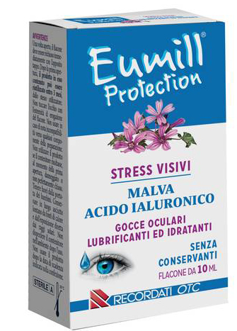 EUMILL GOCCE OCULARI PROTECTION FLACONE 10 ML - Farmapage.it