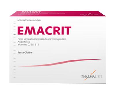 EMACRIT 30 BUSTINE 120 G - Antica Farmacia Del Lago