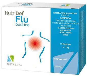 NUTRIDEF FLU 14 BUSTINE - Farmafirst.it
