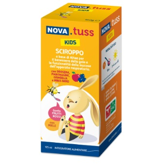 NOVA TUSS KIDS 160 G - Farmaciacarpediem.it