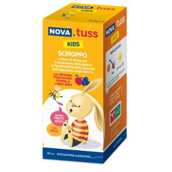 NOVA TUSS KIDS 160 G - La farmacia digitale