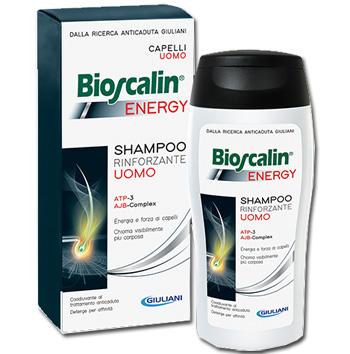 Bioscalin Energy Shampoo  400 ml - latuafarmaciaonline.it