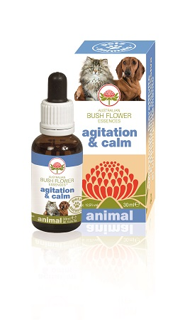 FIORI AUSTRALIANI ANIMAL AGITATION & CALM 30 ML - Farmacento