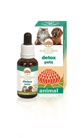 FIORI AUSTRALIANI ANIMAL DETOX PETS 30 ML - Farmacento