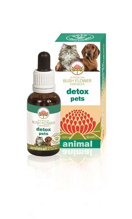 DETOX PETS 30 ML - Farmacento