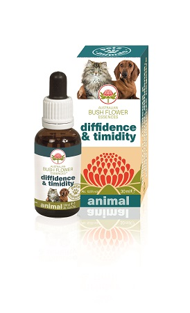 FIORI AUSTRALIANI ANIMAL DIFFIDENCE & TIMIDITY 30 ML - Farmacento