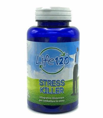 LIFE 120 STRESS KILLER 90 COMPRESSE - Farmastop