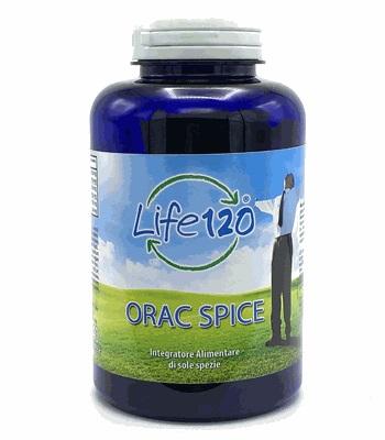 Orac Spice Integratore Intestinale 240 Compresse