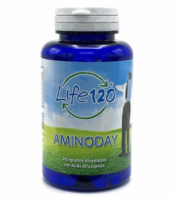 Aminoday Integratore Funzione Muscolare 90 Compresse