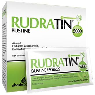RUDRATIN 5000 20 BUSTINE - Sempredisponibile.it