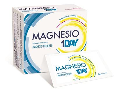MAGNESIO 1DAY 20 BUSTE - Farmapass