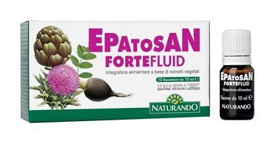 EPATOSAN FORTE FLUID 10 FLACONCINI DA 10 ML - Parafarmacia la Fattoria della Salute S.n.c. di Delfini Dott.ssa Giulia e Marra Dott.ssa Michela