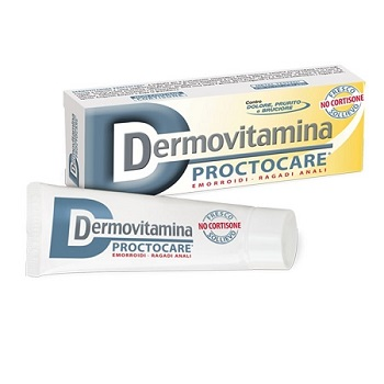 DERMOVITAMINA PROCTOCARE CREMA 30 ML + CANNULA - Farmapage.it