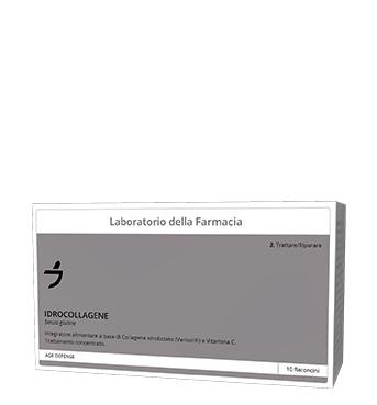 LDF IDROCOLLAGENE 10 FLACONCINI