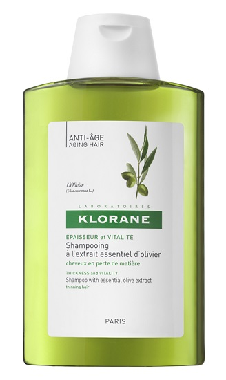 KLORANE SHAMPOO TRATTANTE E RIFLESSANTE ALL'ULIVO 200 ML - Farmawing
