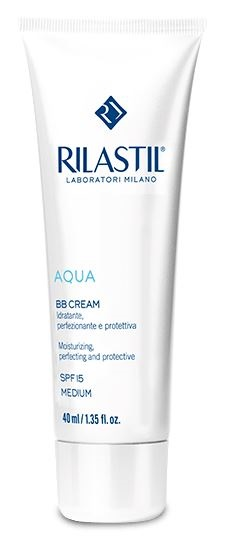 RILASTIL AQUA BB CREAM LIGHT 40 ML - La farmacia digitale