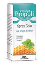 GOLASEPT PROPOLI SPRAY GOLA ADULTI 30 ML - Biofarmasalute.it