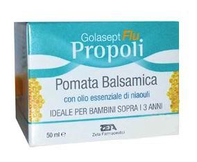 GOLASEPT PROPOLI POMATA BALSAMICA 50 ML - Farmajoy