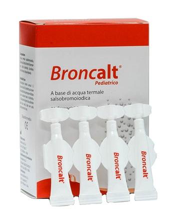 BRONCALT STRIP PEDIATRICO SOLUZIONE IRRIGAZIONE NASALE 20 FLACONCINI DA 2 ML - Farmastar.it