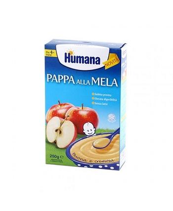 HUMANA PAPPA MELA 230 G - Carafarmacia.it