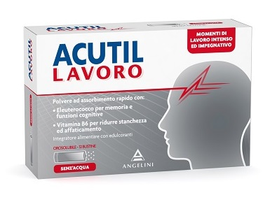 ACUTIL LAVORO 12 BUSTINE 1,2 G - farmaciadeglispeziali.it