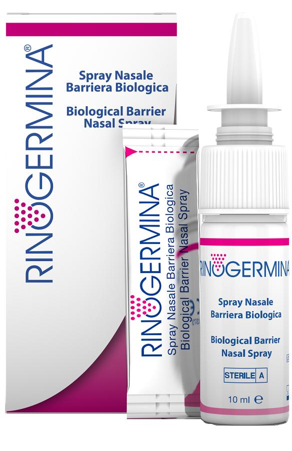 RINOGERMINA BARRIERA BIOLOGICA SPRAY NASALE - Farmalke.it