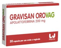 GRAVISAN OROVAG 20 CAPSULE - Farmapage.it