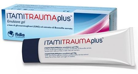 ITAMITRAUMAPLUS EMULSIONE GEL 50G - Farmacia Massaro