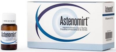ASTENOMIRT 10 FLACONCINI 10 ML - Zfarmacia